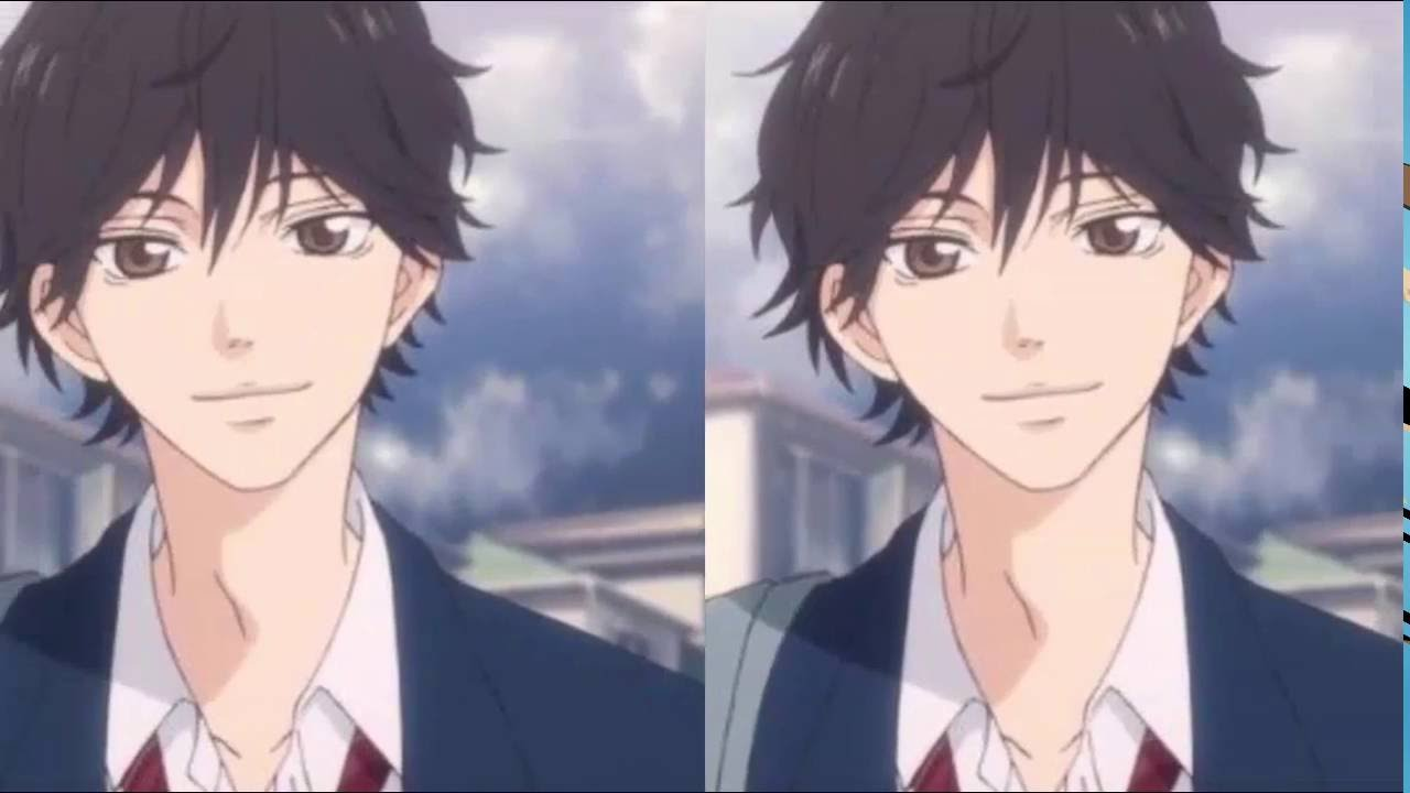 Top 10 boy love anime handsome