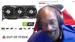 Snoop Dogg Almost Buys The RTX 3080 Ti