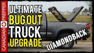 Diamondback HD Truck Bed Cover: 1600 lbs Version/ Full Review