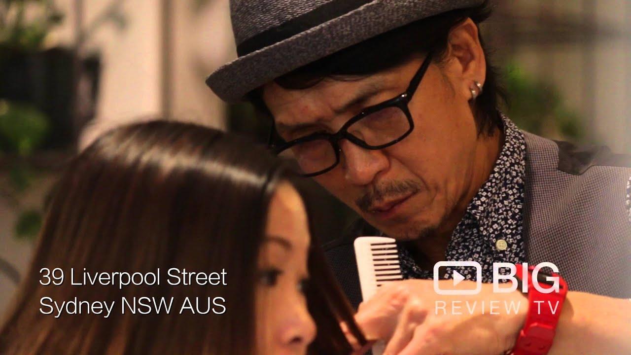 Blu Creativity Japanese Hair Salon In Sydney Nsw