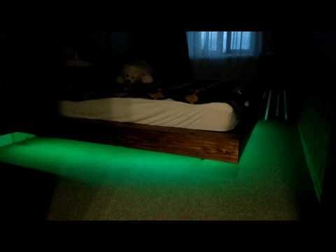 Парящая кровать своими руками