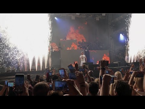 Will Smith & DJ Jazzy Jeff Live 2017 HD - Boom Shake the Room! Opening Livewire Blackpool