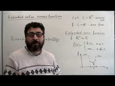 Lecture 4-5: Convex sets and functions (enhanced)