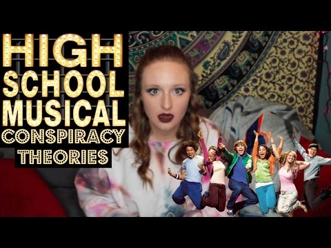 HIGH SCHOOL MUSICAL IS ACTUALLY THE PURGE [CONSPIRACY THEORIES] | alaina