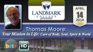 Landmark College presents Thomas Moore -