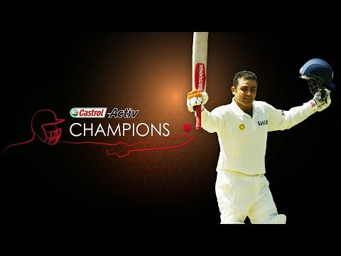 Castrol Activ Champions: Virender Sehwag