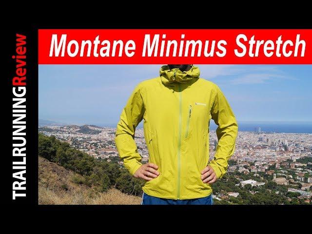 Montane Montane Stretch Minimus Stretch Jacket Jacket Minimus Montane Minimus 0OPnwk