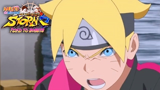 chunin boruto s tale   naruto storm 4 road to boruto dlc walkthrough part 3 gameplay xbox one
