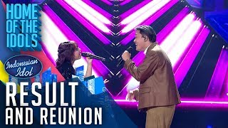 ZIVA X RIZKY FEBIAN - BERPISAH ITU MUDAH - RESULT & REUNION - Indonesian Idol 2020