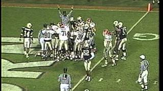 2002 Georgia Bulldog Football Season Highlites - Larry Munson Call And Comments