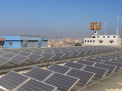 DHYBRID realizes smart feed-in project in Cairo, Egypt