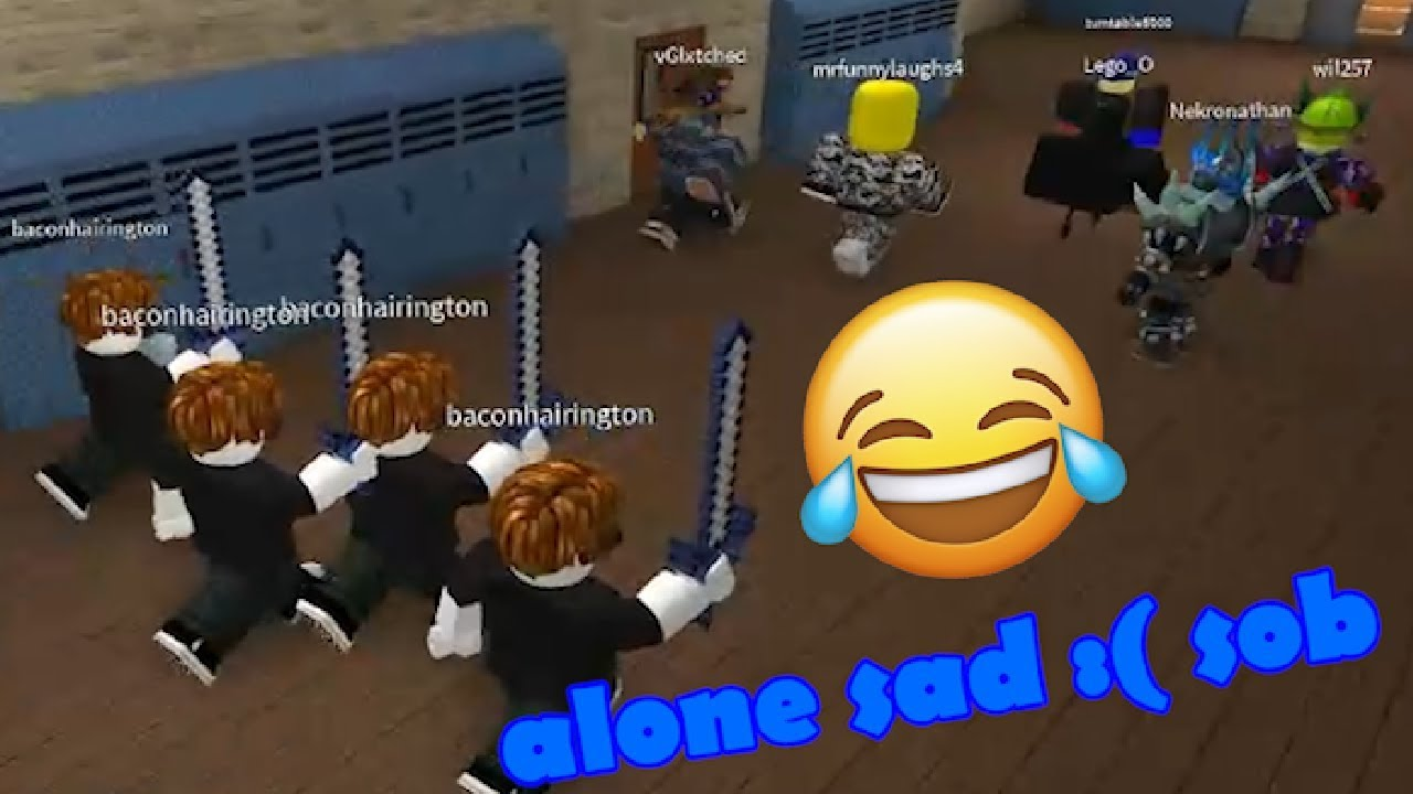 Roblox Bully Story Imagine Dragons   Believer (cover) Funniest Games Roblox Sad Bully Story Alone Alan Walker Try Not To Cry Challenge