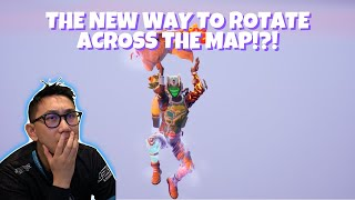 The new way to rotate across the map! (Unvaulted)