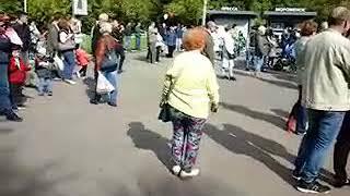 День города в Бирюлёво Западном.