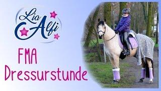 Lia & Alfi - FMA Dressurstunde