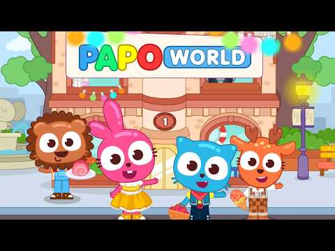 Papo Town Apartment 홍보영상 :: 게볼루션