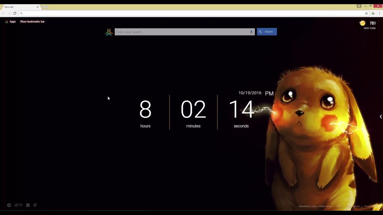 Pikachu Live Wallpaper