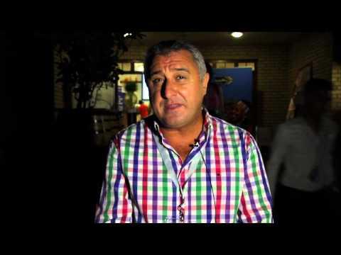 SAACI 2014: Interview with Juan José Garcia