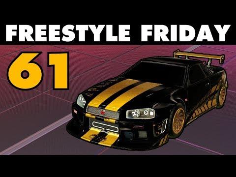 Freestyle Friday 61 ROCKET LABS! (Rocket League Goals & Fails)