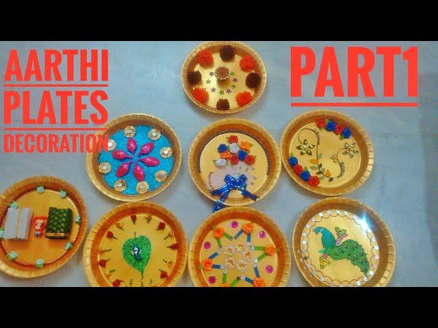 Aarathi Plates For Wedding 3