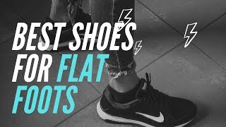 Best Shoes for Flat Feet (Pes …