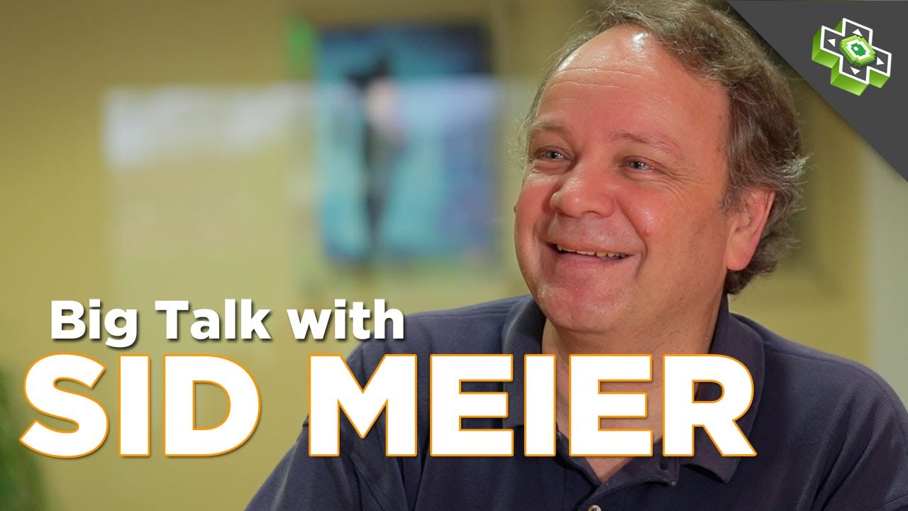 Sid Meier on His Legacy, Game Design, & the Appeal of Turn-Based Strategy: BIG TALK w. Adam ...