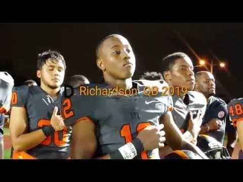 Highschool - football Highlights Booker T Washington vs University School