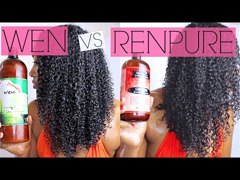 Wen vs Renpure| Battle of the Cleansing Conditioners