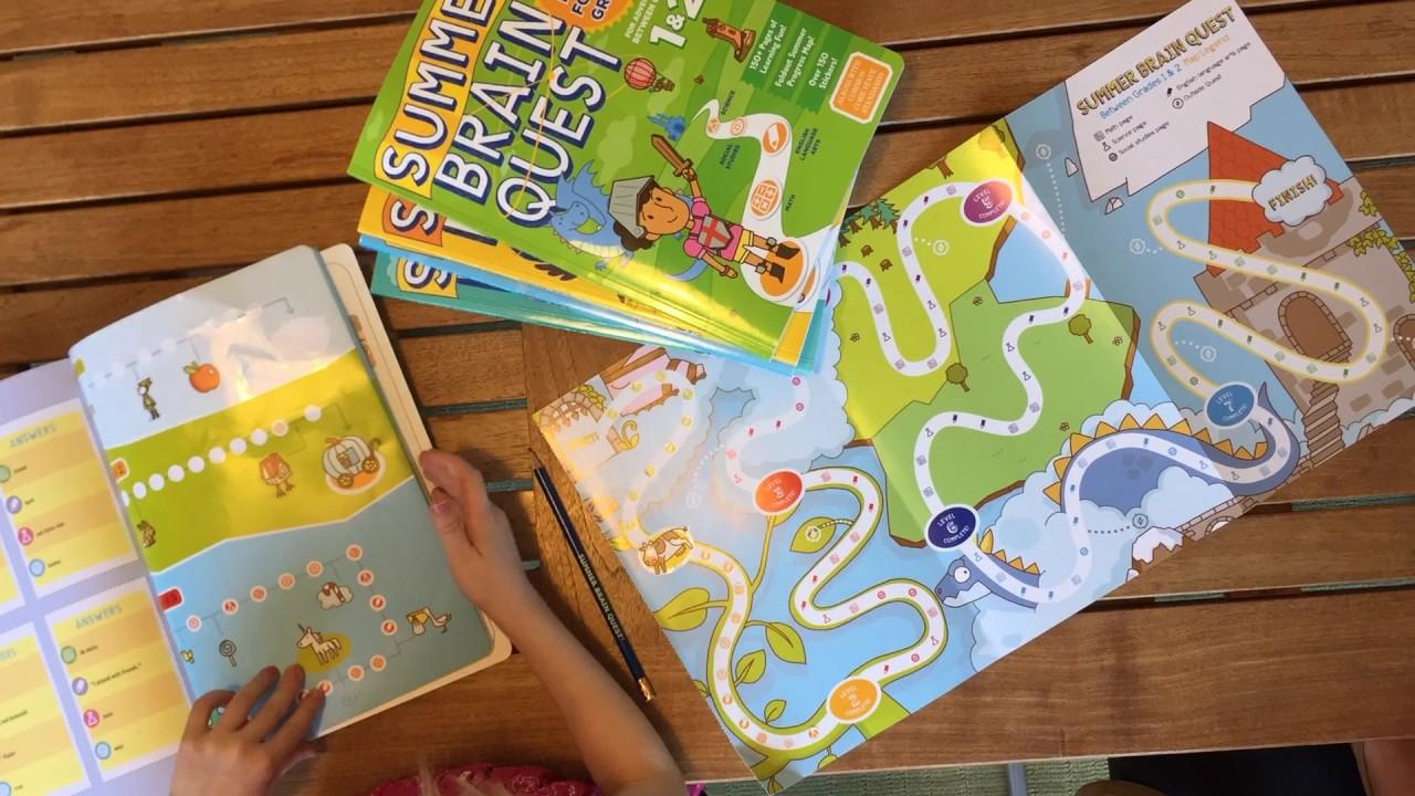 Introducing Summer Brain Quest - Workman Publishing