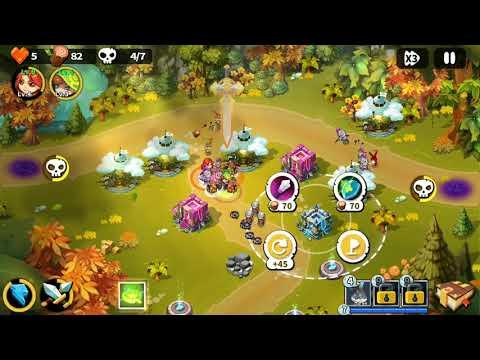 Hero Defense King - Stage 8 - Hell |