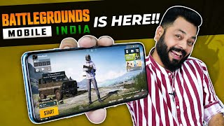 Battlegrounds Mobile India Iṡ Finally Here   BGMI Hands-On & Gameplay ⚡ Everything You Need To Know