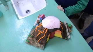 Proyecto Volcanes II
