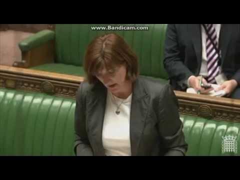 Karen Lumley MP at Women & Equalities Questions - 16.10.14