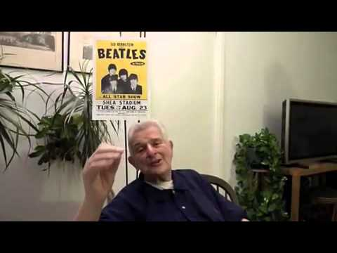 Beatles promoter Sid Bernstein appeals for votes for Songs of Love