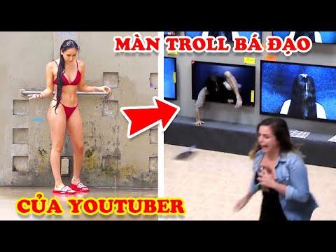7 Màn Troll Điên Rồ Đỉnh Cao Nhất Mà Youtuber Từng Nghĩ Ra