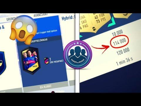 Hur du tjänar 100K+ genom SBC! - FIFA 19 ULTIMATE TEAM SVENSKA