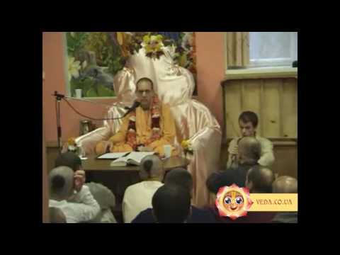 Бхагавад Гита 4.17 - Бхакти Вайбхава Свами