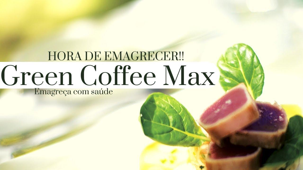 green coffee bean max funciona
