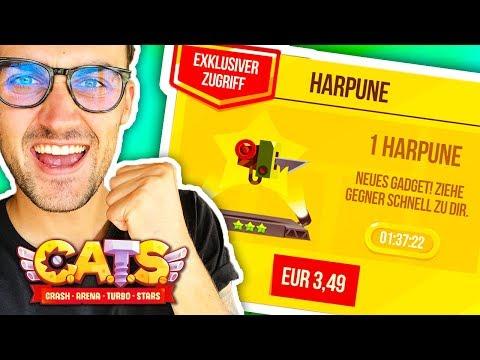 Die Harpune ist OP! Exklusiver Zugriff! | C.A.T.S. [Deutsch]