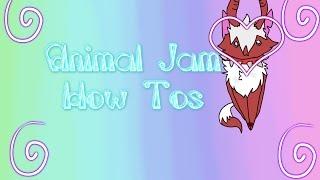 Animal Jam | How to Make a Family Den + Bathroom