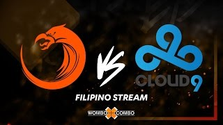 TNC vs Cloud9 WESG Grand Finals Game 2