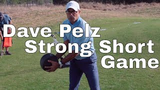 HIT SHORT PITCH SHOTS NEAR THE GREENS