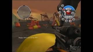 Splat Magazine Renegade Paintball Xbox Gameplay - Paint
