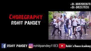 Heeriya | Race3 | Dance Choreography | Rohit Dance Academy