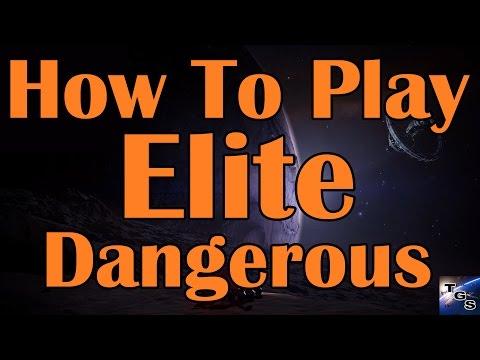 How To Play Elite Dangerous (2017)
