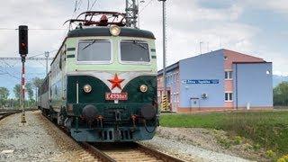 Exkurzia v železničnej stanici Žilina-Teplička - 9. narodeniny VLAKY.NET