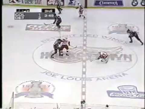 Red Wings Vs. Avalanche 1997 Game 6