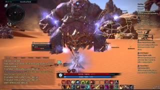 [Tera Online] Desert Lightning Kumas (Berserker)