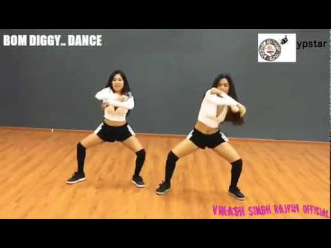 BOM DIGGY Vs Mi Gente - Zack Knight DJ Kevin J Remix | New Bom Diggy Song Dance Choreography