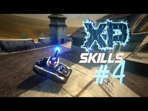 Tanki Online Insane Mouse Control XP/BP Skills | Highlights #4 by Modesty